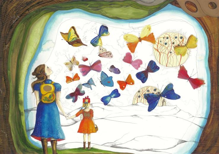 Butterflies Mark WIP GF